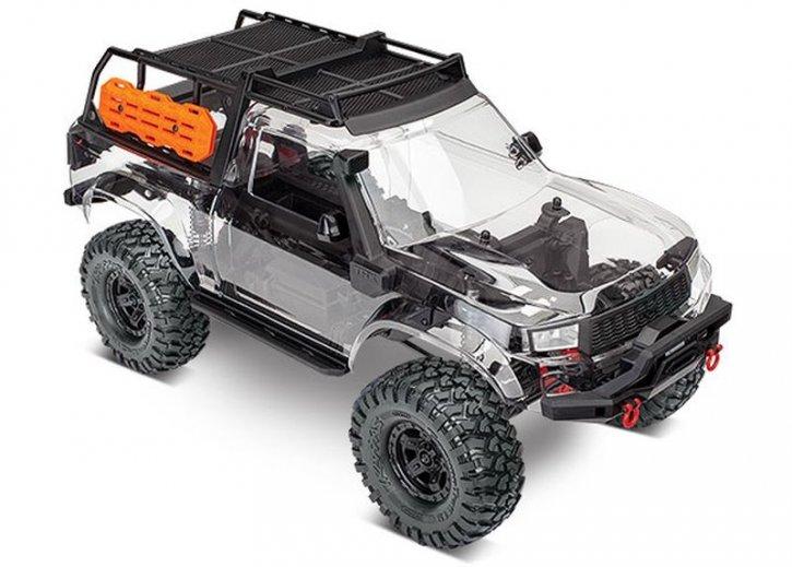 TRAXXAS TRX-4 Sport 4x4 Bausatz 1/10 4WD Scale-Crawler