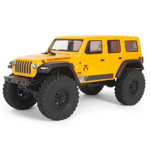 Axial SCX24 Jeep Wrangler JLU CRC Rock Crawler 4WD