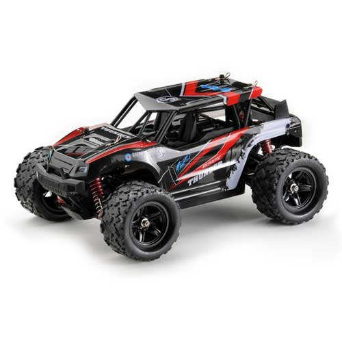 Absima 1:18 High Speed Sand Buggy THUNDER - Rot