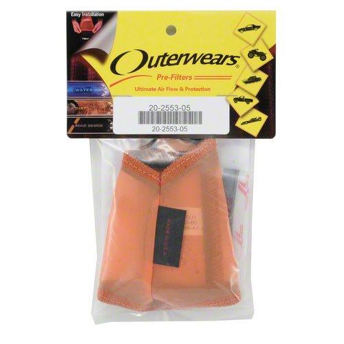 Outerwears Lüfterrad Abdeckung orange