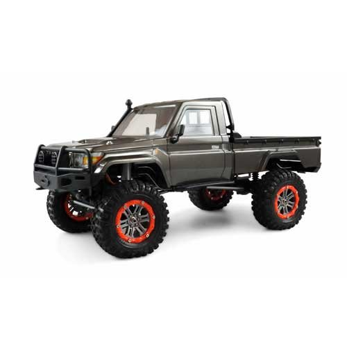 AMXRock RCX10B Scale Crawler Pick-Up 1:10, RTR grau