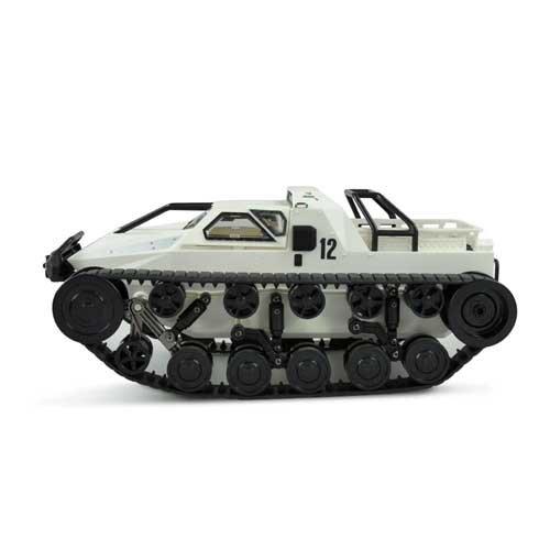Amewi Ketten-Drift-Fahrzeug Military Police weiß