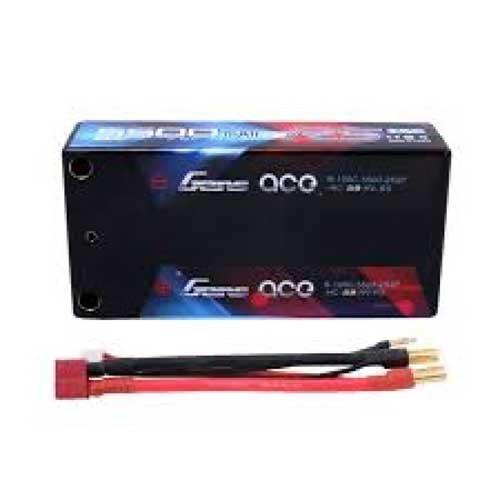 Gens ace 5500mAh 7.6V High Voltage 100C Lipo