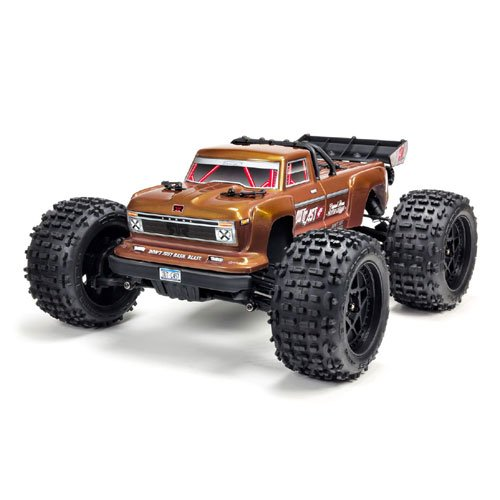 1/10 OUTCAST 4x4 4S BLX Brushless Truggy RTR, Bronze