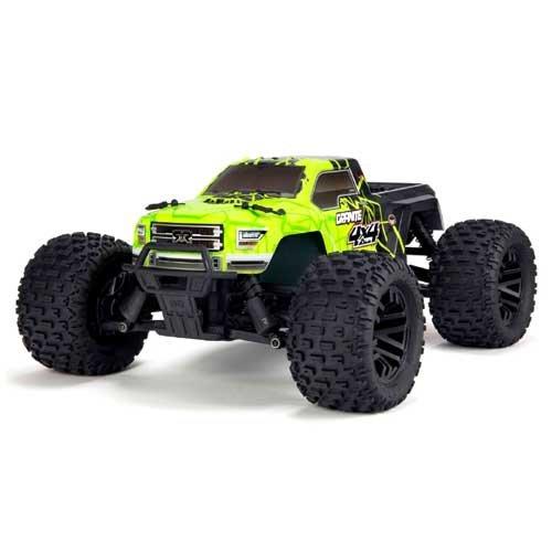 1/10 GRANITE MEGA 550 Brushed 4WD Monster Truck