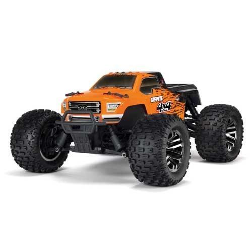 Arrma 1/10 GRANITE 3S BLX 4WD Orange/Black