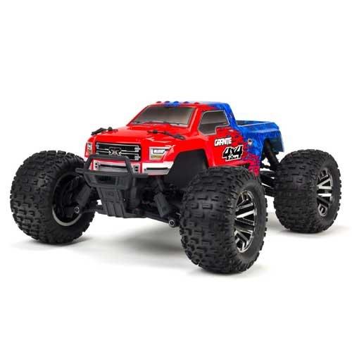 Arrma 1/10 GRANITE 3S BLX 4WD Brushless Monster Truck