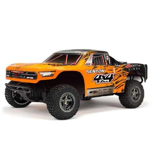 SENTON 3S BLX 4WD Brushless Orange/Black (ARA102721T2)