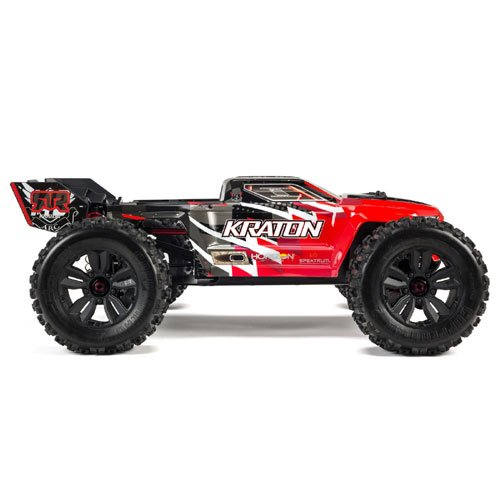 KRATON 4WD BLX Speed Monster Truck 6S RTR, Rot