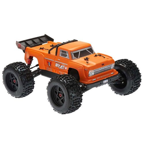 ARRMA 1/8 OUTCAST 4WD Brushless Truck Combo