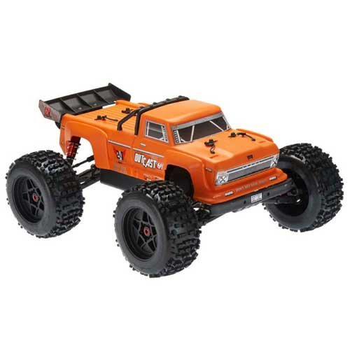 ARRMA 1/8 OUTCAST 4WD BLX Brushless Stunt Truck