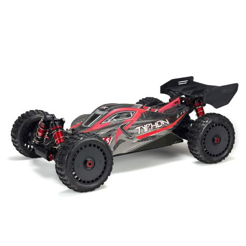 ARRMA 1/8 TYPHON 4WD BLX BUGGY 6S RTR