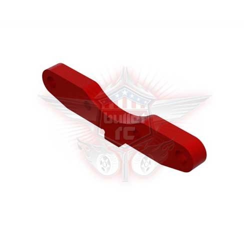 Arrma Aluminum Rf Suspension Mount (Red) (ARA330588)