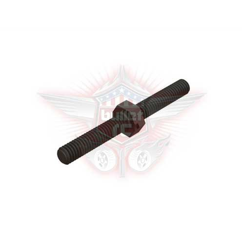 Arrma Steel Turnbuckle M4x40mm (Black) (ARA340155)