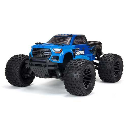 Arrma 1/10 GRANITE 4X4 V3 MEGA 550 Brushed
