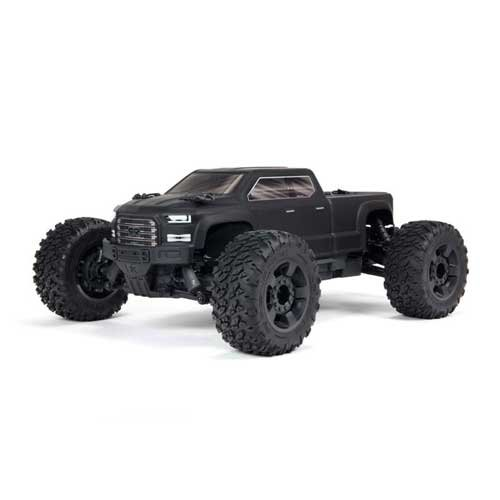 Arrma 1/10 BIG ROCK 4X4 V3 3S BLX, Black