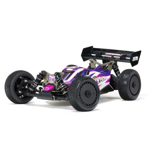 ARRMA® TLR® Tuned TYPHON™ 1/8 Race Roller