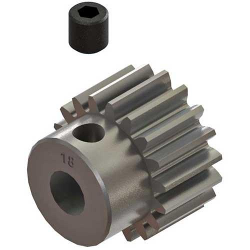 AR310758 Pinion Gear 18T 0.8mod 4x4 (ARAC7877)