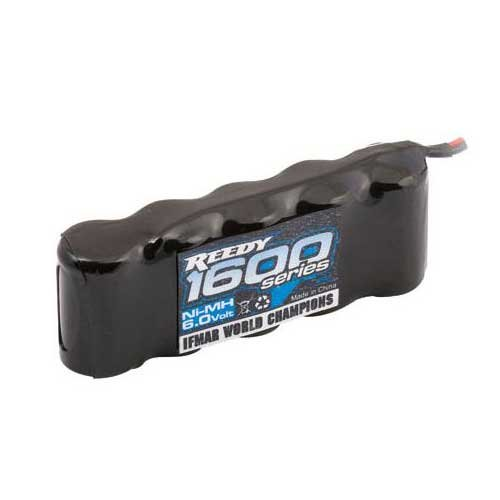 1600 Series 6.0V NiMH Flat Empfänger Pack (ASC613)
