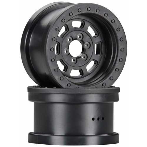 "2.2"" IFD-Beadlock-Felge HD Serie 3-teilig, schwarz (2)"