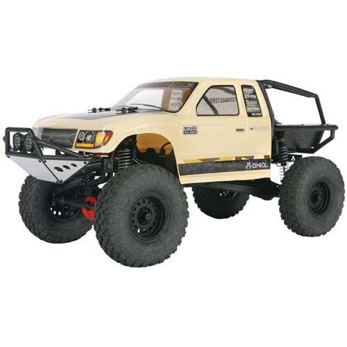 Axial 1/10 SCX10 II Trail Honcho 4WD RTR AX90059