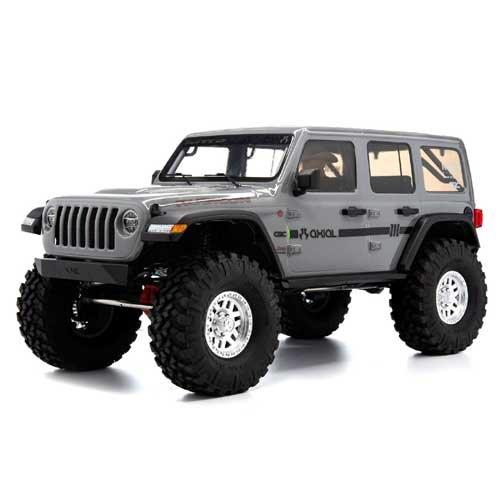 Axial 1/10 SCX10 III Jeep JLU Wrangler RTR AXI03003T1