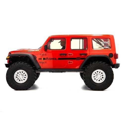 Axial 1/10 SCX10 III Jeep JLU Wrangler Portals RTR