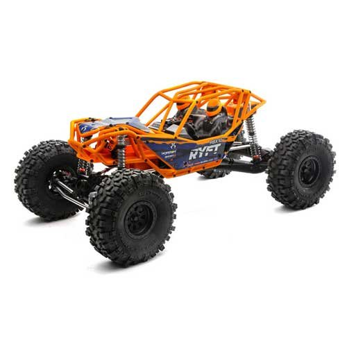 1/10 RBX10 Ryft 4WD Rock Bouncer RTR, Orange