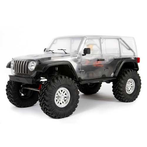 Axial 1/10 SCX10 III Jeep JL Wrangler w. Portals 4WD Kit