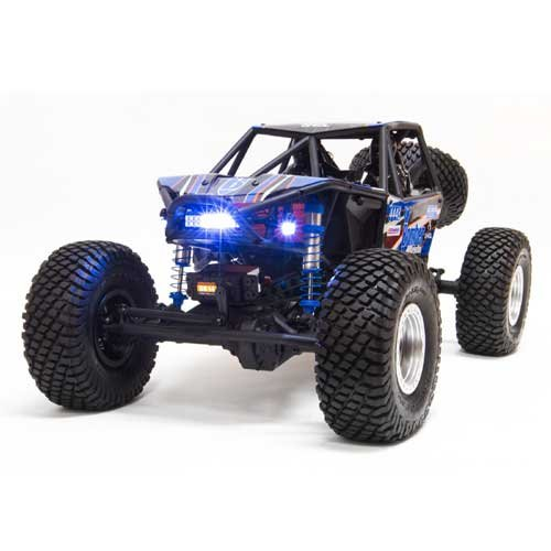 Axial RR10 Bomber 2.0 1/10th 4wd RTR Blue