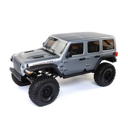 Axial SCX6 Jeep JLU Wrangler 4WD Rock Crawler Grau