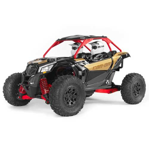 Axial 1/18 Yeti Jr Can-Am Maverick T 4WD Brushed RTR