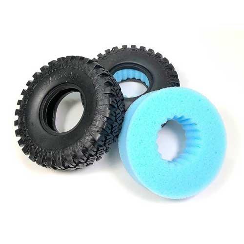 Crawler Reifen Extra Soft Rebound-Schaumeinlage 114mm