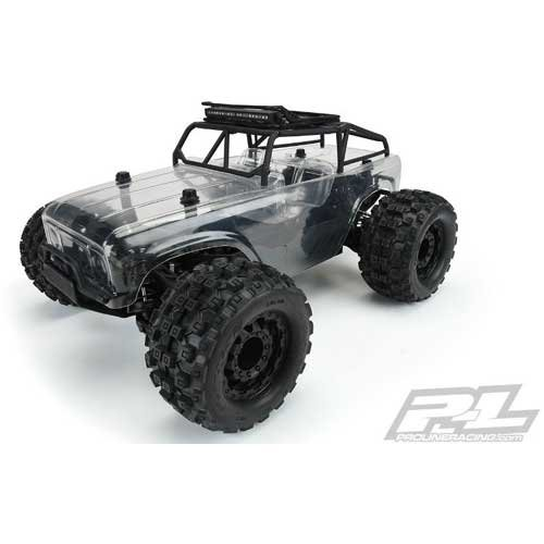 Ambush-MT 4x4 mit Trail Cage-Truck Pre-Built Roller