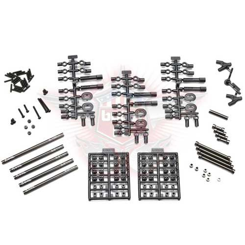 Axial AX30549 Aluminum Wheelbase Links Set 11.4