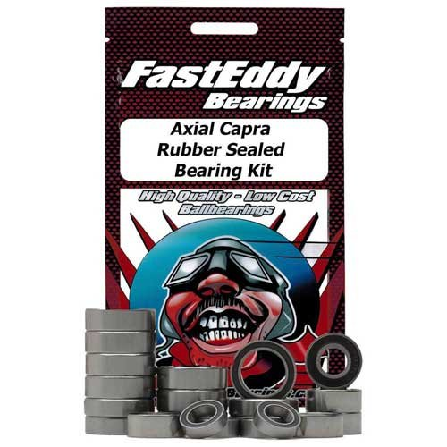 Team FastEddy Axial Capra Sealed Bearing Kit