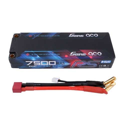 Gens ace Battery LiPo 2S HV 7.6V 100C