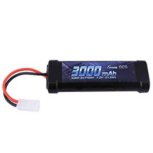 Gens ace 3000mAh 7.2V NIMH Battery Tamiya Plug