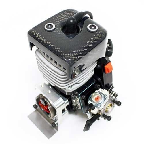 Bartolone Racing 40ccm Reed Case Motor
