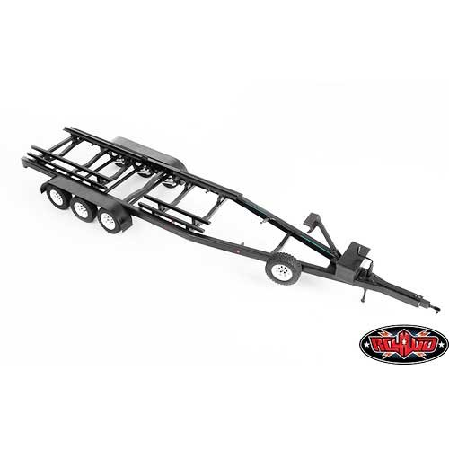 RC4WD BigDog 1/10 Tri Axle Widebody Scale Boat Trailer