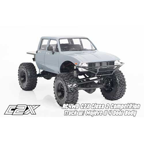 CTR RC4WD C2X Class 2 Competition Truck MojaveII