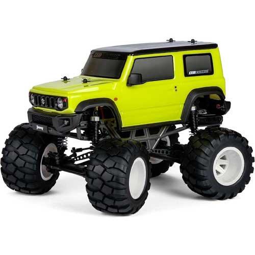 CEN QM2-Suzuki Jimny (Stock Yellow)