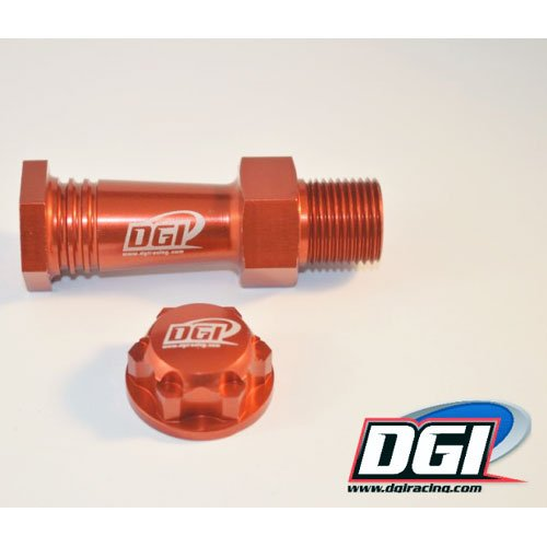 DGI Racing Losi DBXL Ersatzrad Montage Rot