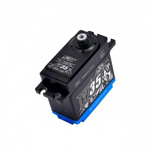 SRT Digital Servo Waterproof 35.0kg/0.10sec @8,4V