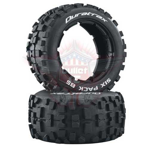 Duratrax Six Pack B5 Hintere Reifen Set für HPI Baja 5b