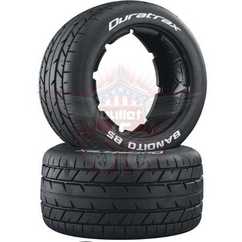 Duratrax Bandito B5 Hintere Reifen Set für HPI Baja 5b