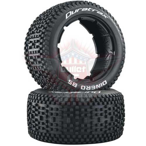 Duratrax Dinero B5 Hintere Reifen Set für HPI Baja 5b