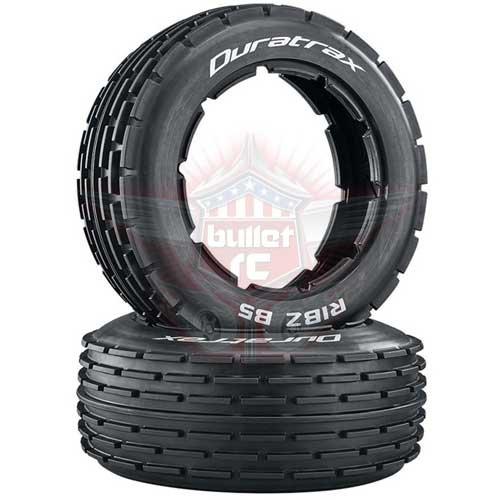 Duratrax Ribz B5 Vordere Reifen Set für HPI Baja 5b