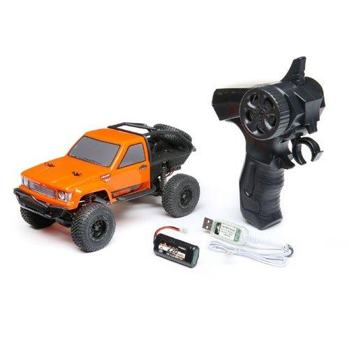ECX Barrage, Red: 1/24 4WD RTR ECX00017T1