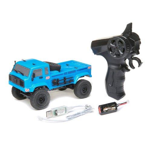 ECX 1/24 Barrage UV 4WD Scaler Crawler RTR, Blue